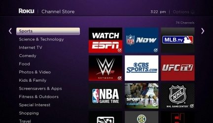How to Access American Channels on Roku?