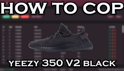 How to Cop Adidas Yeezy Boost With Proxies, BOT and Server