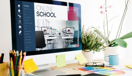 Blue Sky: The Best Online Graphic Design School in UK