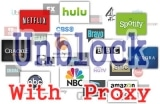 Bypass Netflix, ABC iView, Hulu Geo-Block by Using Proxy Server