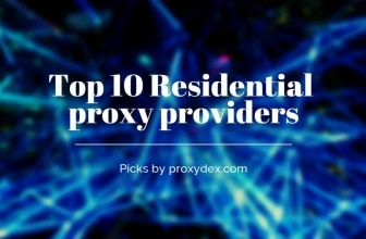 Top 10 Residential Proxy Providers