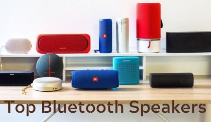 Top 10 Best Bluetooth Speakers to Buy in 2020