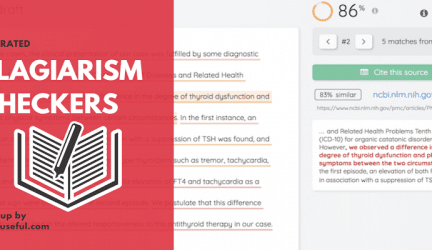 7 Best Freemium Plagiarism Checkers of 2021