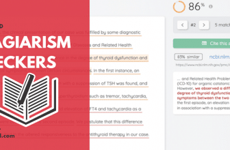 7 Best Online Plagiarism Checkers of 2019