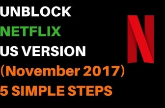 Unblock Netflix at School Without Restrictions