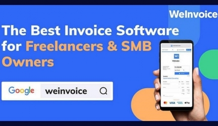 WeInvoice Review: The Best Invoice App for Small Businesses