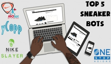 5 Best Sneaker Bots of 2021