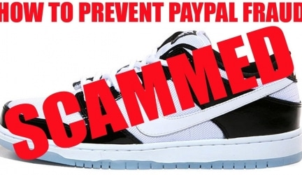 PayPal Tips for Sneakerheads