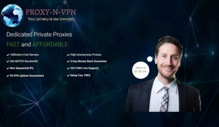 Proxy-N-VPN Review