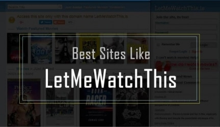 Best Alternatives to LetMeWatchThis!